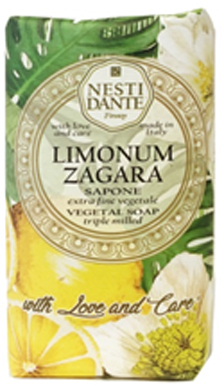 SAPONE WITH LOVE & CARE LIMONUM ZAGARA 250 G - Farmafirst.it