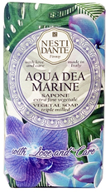 SAPONE WITH LOVE & CARE AQUA DEA MARINE 250 G - Farmafirst.it