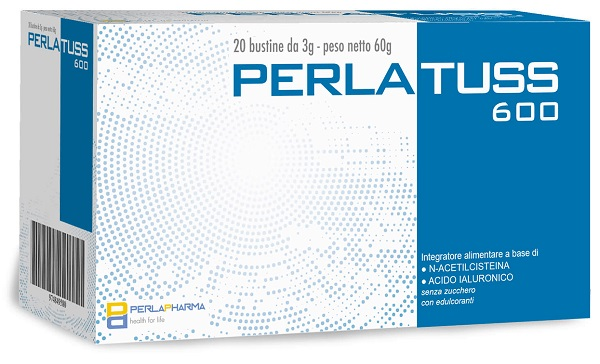 PERLATUSS 600 20 BUSTINE - Farmaseller