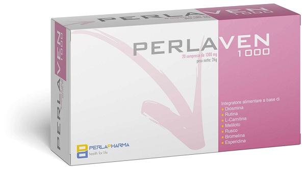PERLAVEN 1000 20 COMPRESSE - Farmaseller