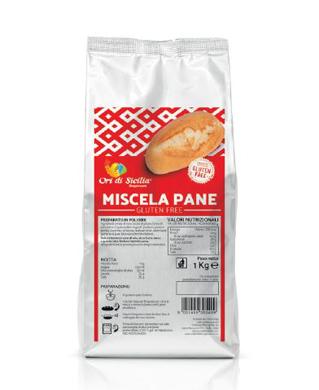 MIX PANE GLUTEN FREE 1 KG - Farmaseller