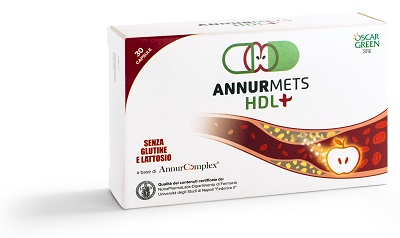 ANNURMETS HDL+ 30 COMPRESSE - Farmaunclick.it