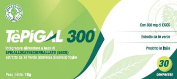 TEPIGAL 300 30 CAPSULE - Farmafamily.it