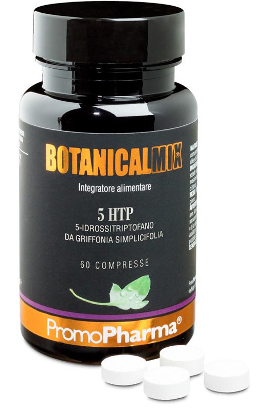 5HTP BOTANICAL MIX 60 COMPRESSE - FARMAEMPORIO
