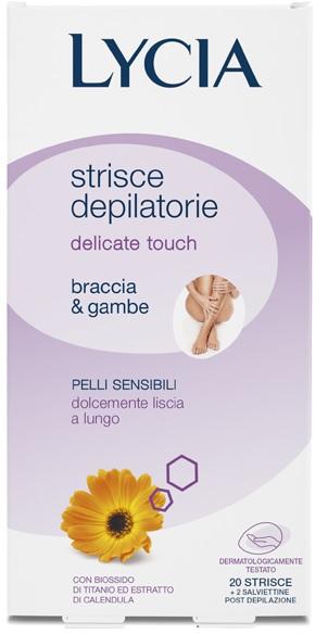 LYCIA 20 STRISCE B/G DEL 12PZ - Parafarmacia Tranchina