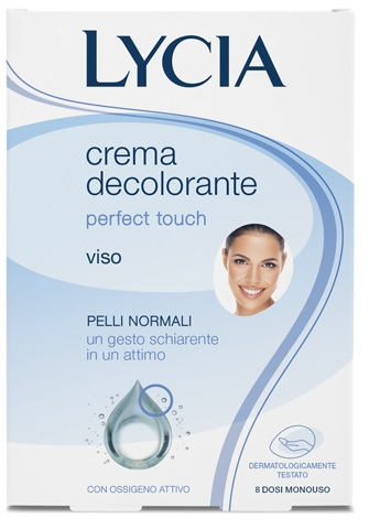 LYCIA CREMA DECOLORANTE  8 BUSTINE - Farmafamily.it