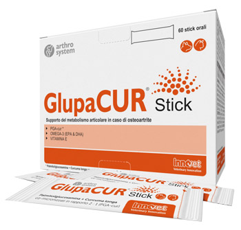 GLUPACUR 60 STICK ORALI - Farmabros.it