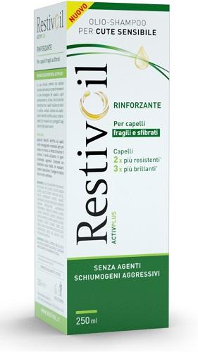 RESTIVOIL ACTIV PLUS 250 ML TAGLIO PREZZO - La farmacia digitale