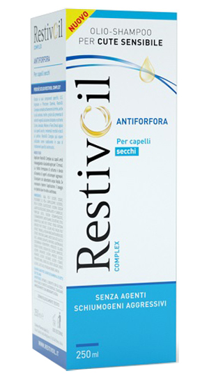 RESTIVOIL COMPLEX ANTIFORFORA CAPELLI SECCHI  - Farmacento