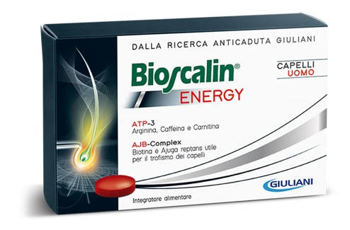 BIOSCALIN ENERGY 60 COMPRESSE - Farmaunclick.it