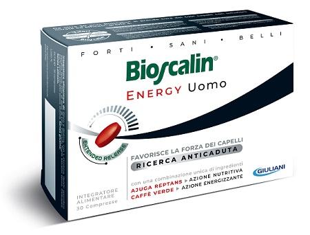 BIOSCALIN ENERGY 90 COMPRESSE PROMO - Farmaciacarpediem.it