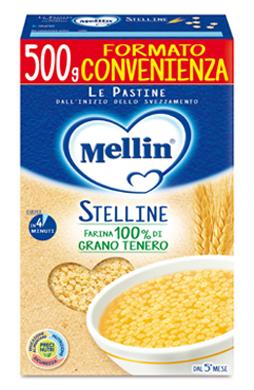 MELLIN STELLINE 500 G - Farmaseller