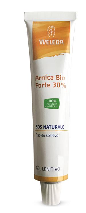 Weleda Arnica Bio Forte 30% Gel Lenitivo Naturale 25 g