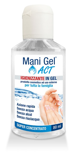 MANI GEL ACT 80 ML - La farmacia digitale
