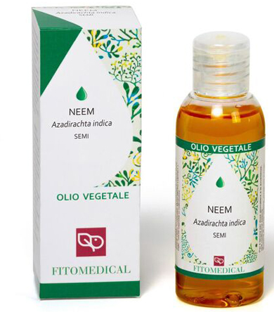OLIO VEGETALE NEEM 50 ML - Farmia.it