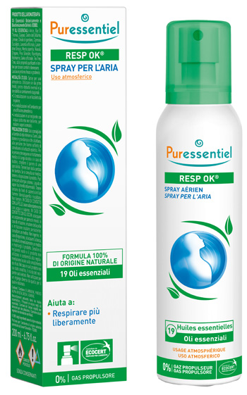 PURESSENTIEL RESP'OK SPRAY ARIA 200 ML - Farmacia 33