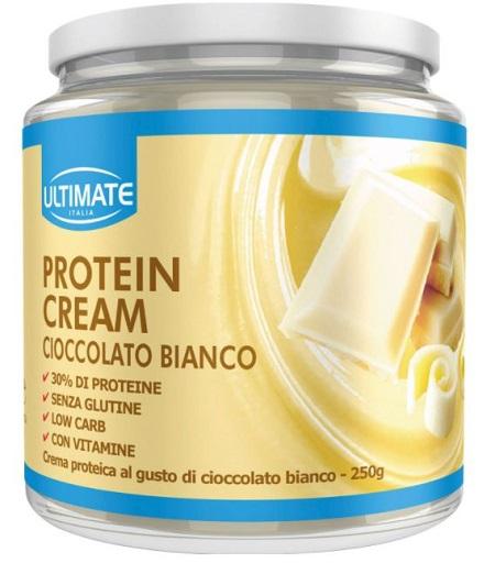 ULTIMATE PROTEIN CREAM CIOCCOLATO BIANCO 250 G - Farmacia Centrale Dr. Monteleone Adriano