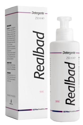 REALBAD DETERGENTE 250 ML - Zfarmacia