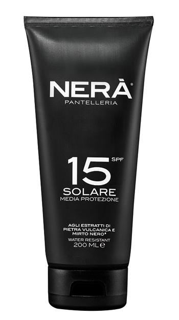NERA' CREMA SOLARE SPF15 200 ML - Farmapc.it