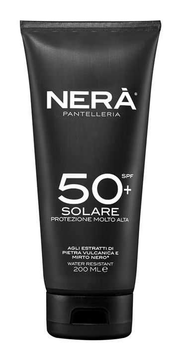 NERA' CREMA SOLARE SPF50+ 200 ML - Farmapc.it