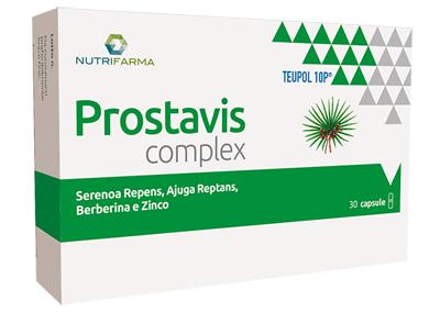 PROSTAVIS COMPLEX 30 CAPSULE - Farmapage.it