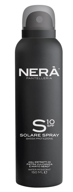 NERA' SPRAY SOLARE SPF10 150 ML - farmaventura.it