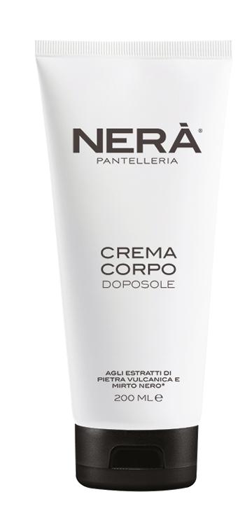 NERA' CREMA DOPOSOLE FLACONE BIANCO 200 ML - Farmapc.it