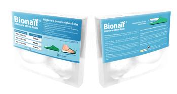 PLANTARE ATTIVO PREFORMATO BIONAIF RELAX 38-42 - Farmaseller