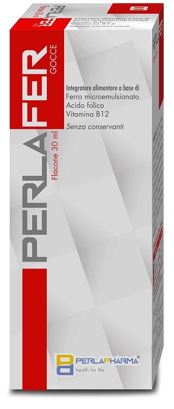 PERLAFER GOCCE 30 ML - Farmaseller