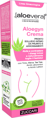 ALOEVERA2 ALOEGYN CREMA 50 ML - Farmafamily.it