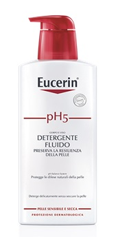EUCERIN PH5 DETERGENTE FLUIDO 400 ML - Farmapage.it