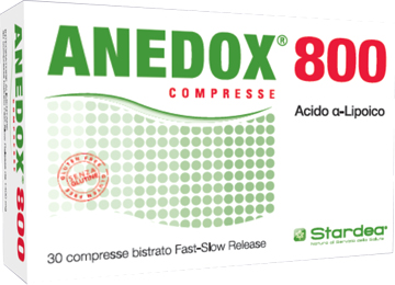 ANEDOX 800 30 COMPRESSE BISTRATO 1400 MG - Zfarmacia