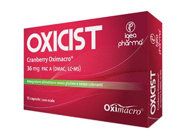 OXICIST 15 CAPSULE - Farmaseller