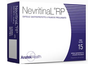 NEVRITINAL RP 15 CAPSULE - Farmabaleno