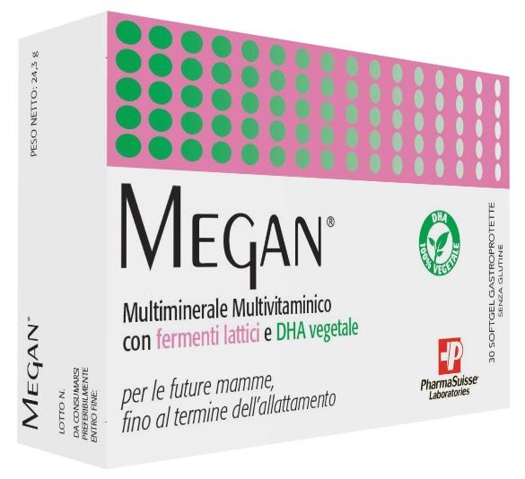 MEGAN 30 SOFTGEL - Sempredisponibile.it