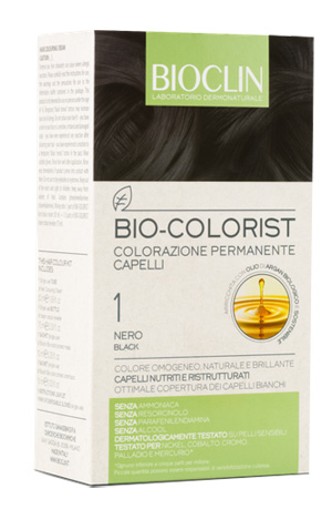 BIOCLIN BIO COLORIST NERO - Farmapage.it