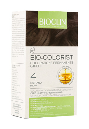 BIOCLIN BIO COLORIST CASTANO - Farmapage.it