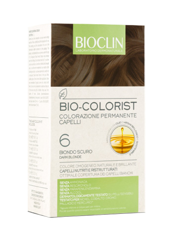 BIOCLIN BIO COLORIST BIONDO SCURO - Farmapage.it