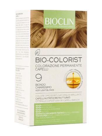 BIOCLIN BIO COLORIST COLORAZIONE PERMANENTE BIONDO CHIARISSIMO - Speedyfarma.it