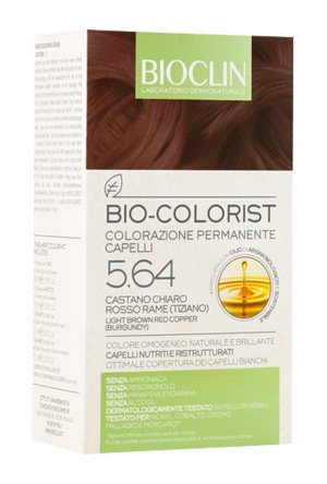 BIOCLIN BIO COLORIST RAME TIZIANO - Farmapage.it