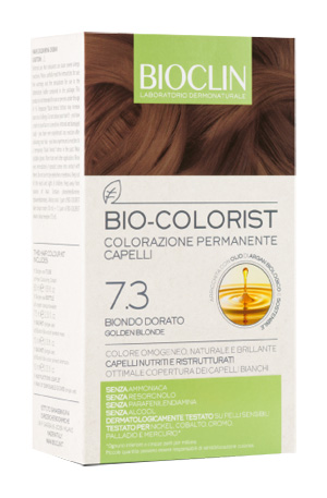 BIOCLIN BIO COLORIST BIONDO DORATO - Farmapage.it