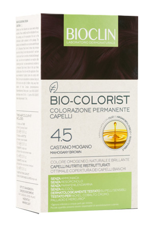 BIOCLIN BIO COLORIST CASTANO MOGANO - Farmapage.it