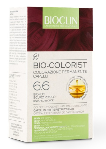 BIOCLIN BIO COLORIST BIONDO SCURO ROSSO - Farmapage.it