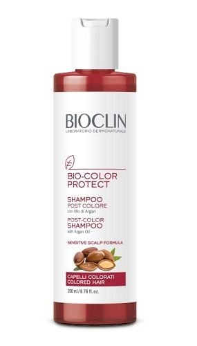 Bioclin Bio-Color Protect Shampoo Post Colore 200 ml