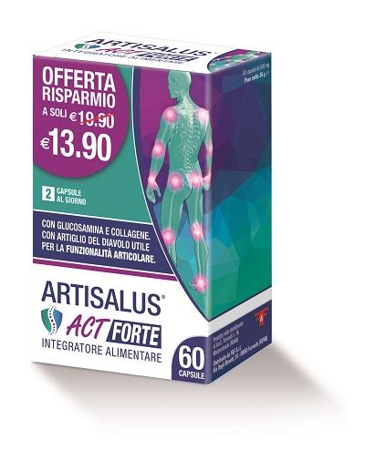 ARTISALUS ACT FORTE 60 CAPSULE - Farmacia Massaro