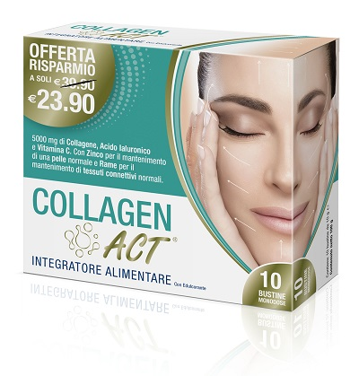COLLAGEN ACT 10 BUSTINE - Farmaci.me