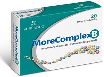 MORECOMPLEX B 20 COMPRESSE - Farmacianuova.eu