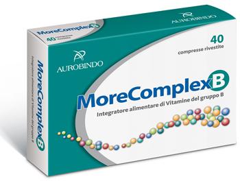 MORECOMPLEX B 40 COMPRESSE -