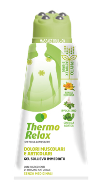 THERMORELAX PHYTO GEL DOLORI MUSCOLARI E ARTICOLARI GEL SOLLIEVO IMMEDIATO 100 ML - La farmacia digitale