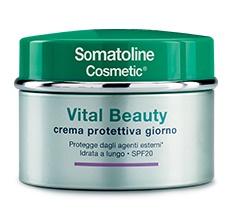 SOMATOLINE COSMETICS VISO VITAL B CREMA GIORNO 50 ML - Farmacielo